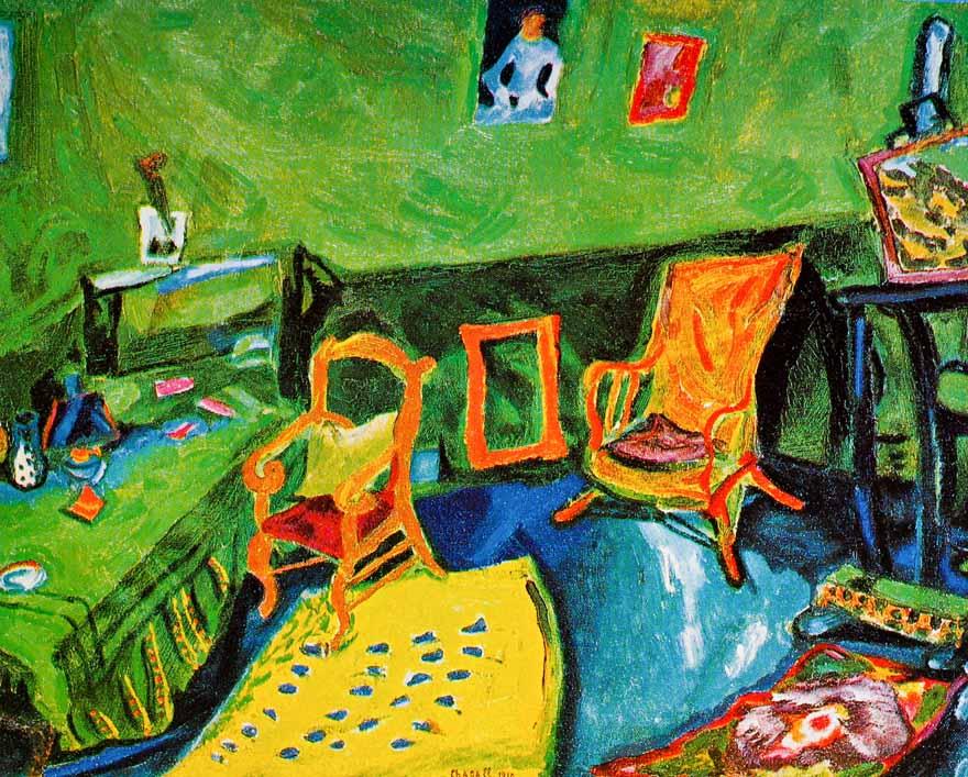 Accueil for Chagall tableau