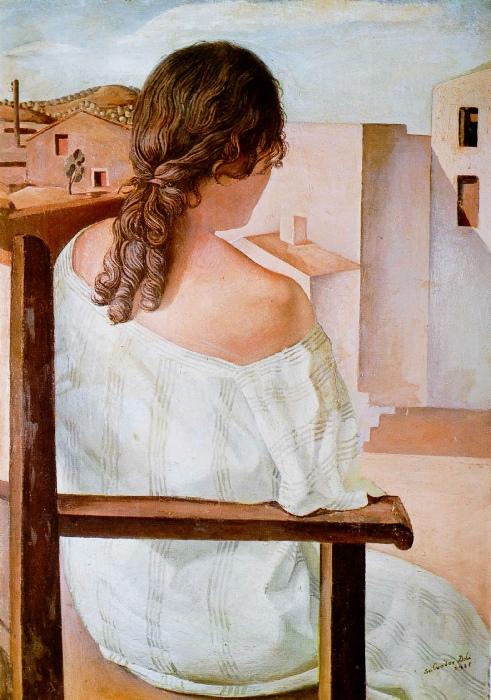 femme assise de picasso