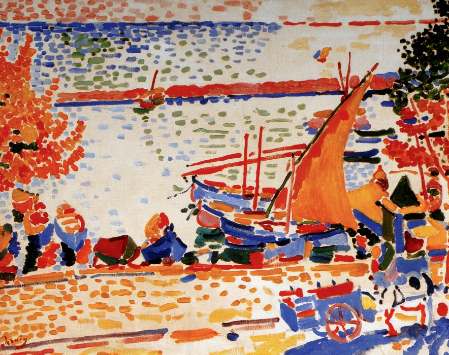 1derain for Les jardins de collioure