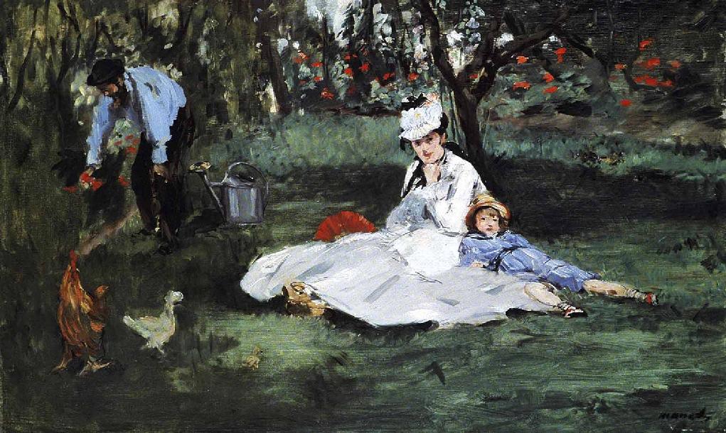 Accueil for Au jardin de la famille de fabreville