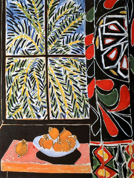 Accueil for Interieur rouge matisse
