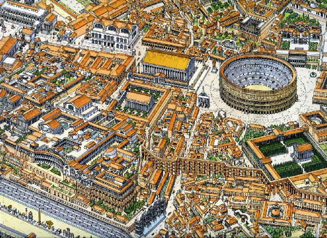 Rome Chrétienne et ses monuments - EUGENE DE LA GOURNERIE - 1867 Wp07b1858f_05_06